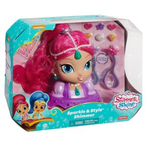 Shimmer and Shine - Sparkle & Style Shimmer Playset